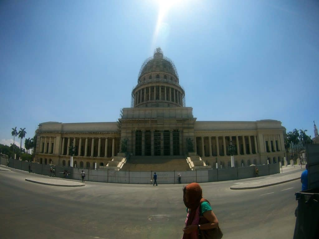 Capitolio in Havanna