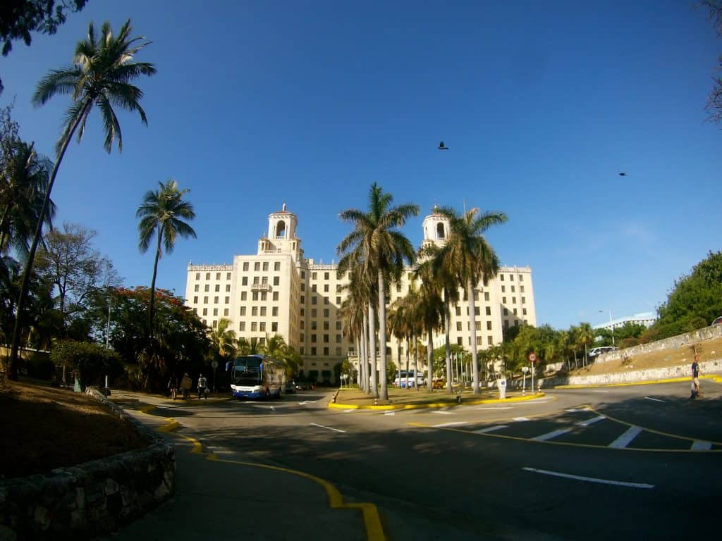 Hotel Nacional in Havanna