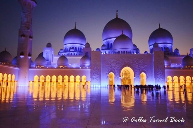 Colles Travel Book in Abu Dhabi