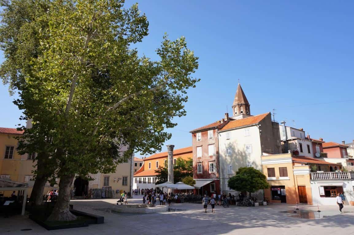 Reisebericht Zadar: alle Sehenswürdigkeiten in der Altstadt