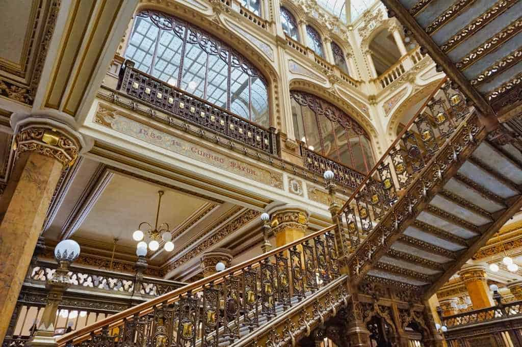 Palacio de los Correos Highlight in Mexico City