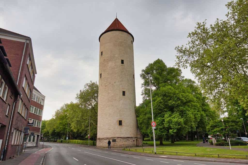 Der Buddenturm in Münster