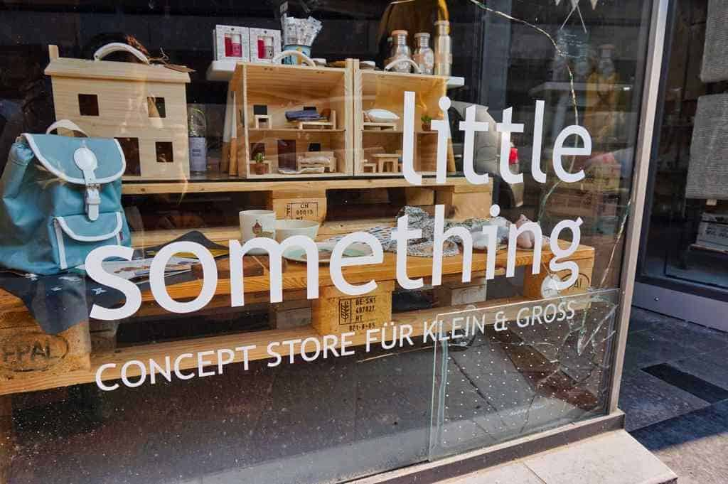 Der Concept Store Little Something in Aachen