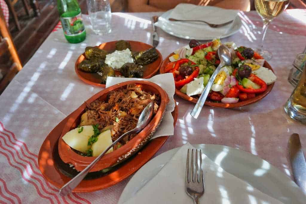 Restaurant Kafana Galija in Nis.