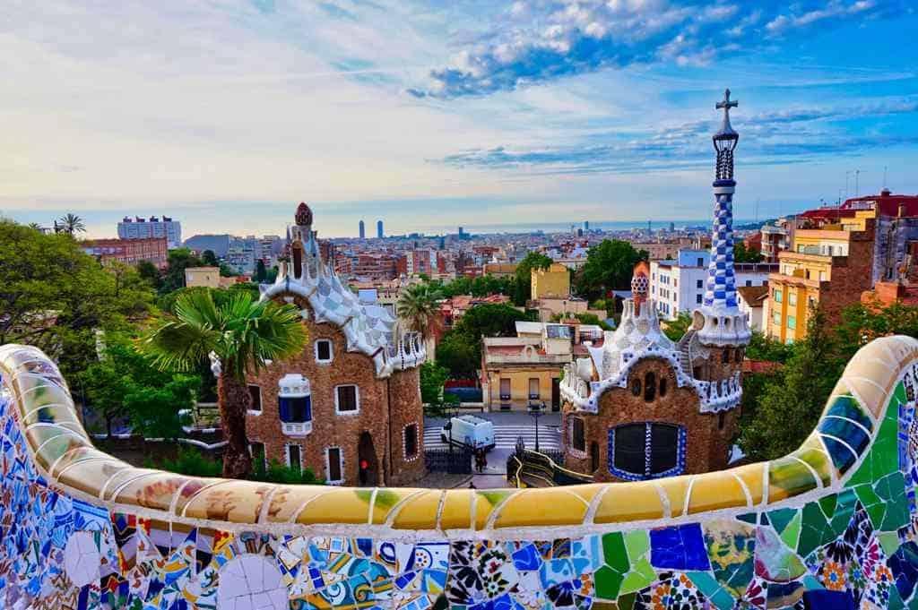 Park Güell Barcelona kostenlos besuchen